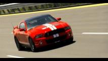 Vídeo: Ouça o ronco do motor V8 de 547cv do Ford Shelby GT500 Coupe 2011