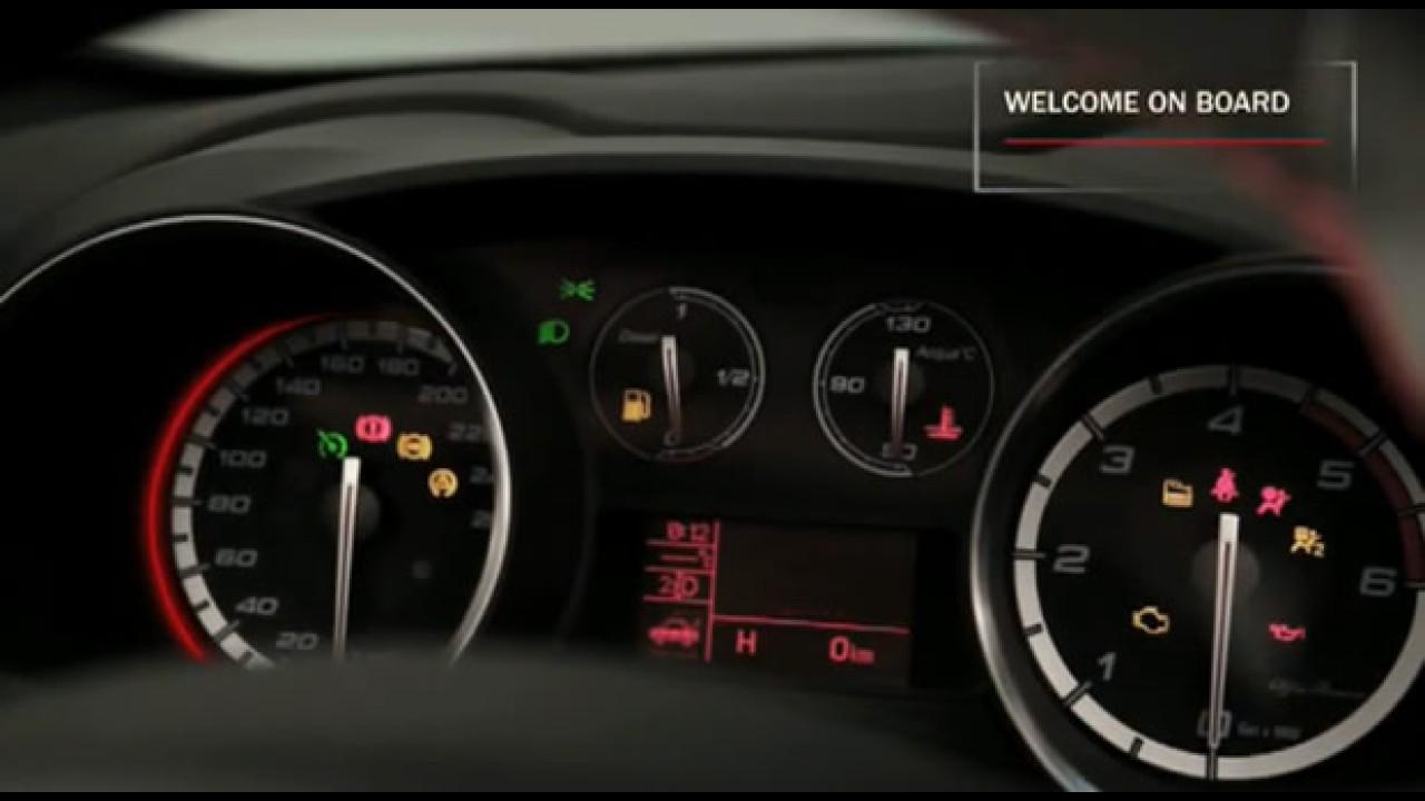 VÍDEO: Alfa Romeo divulga detalhes do interior do novo Giulietta