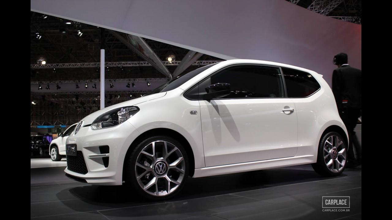 Veja como pode ficar o VW up! turbo que chega neste semestre - projeção