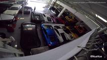 Supercars Hurricane Matthew