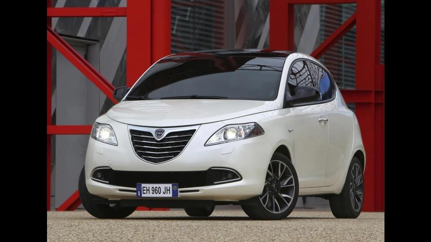 Lancia é esquecida nos planos da FCA e deve seguir apenas com o Ypsilon