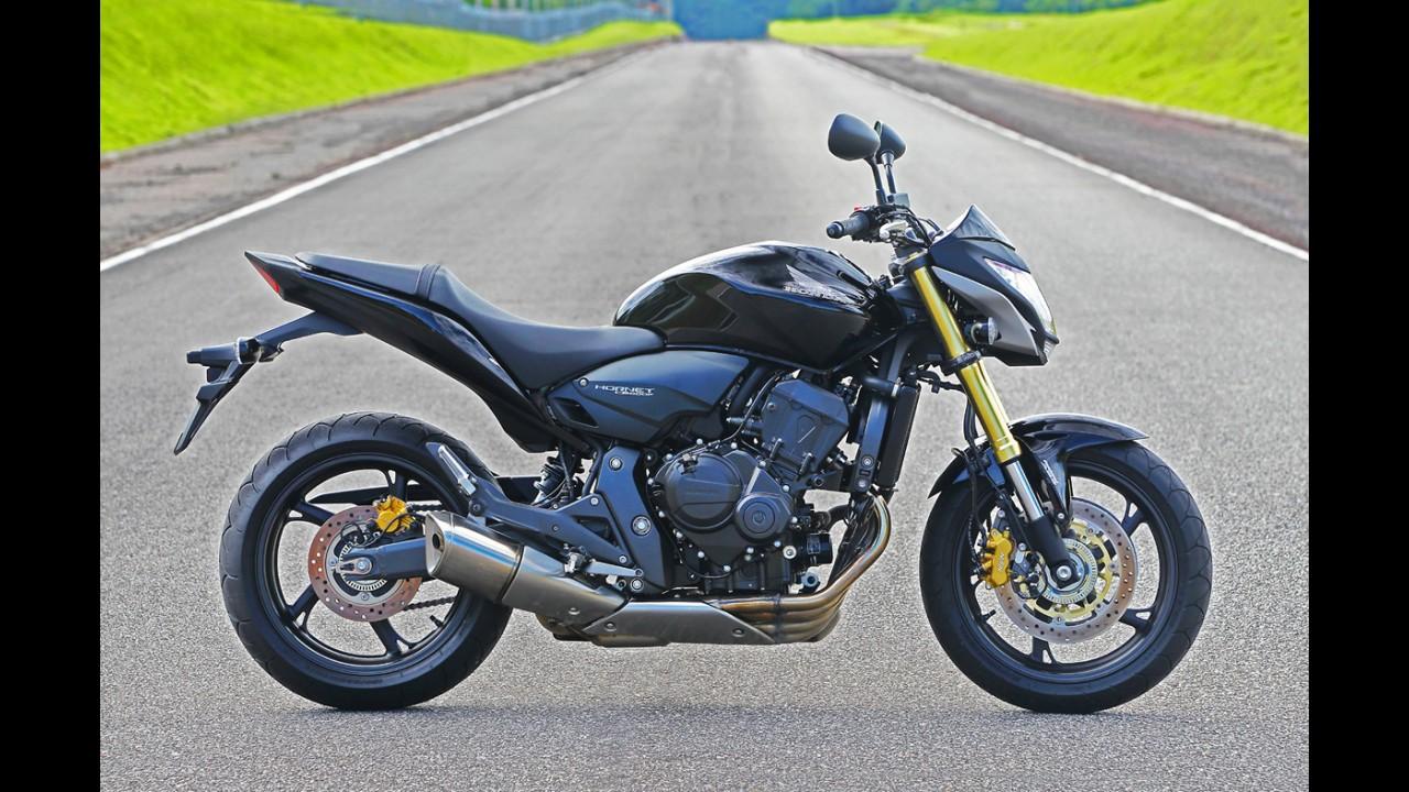 Honda Hornet é a moto mais buscada em classificados online - veja lista