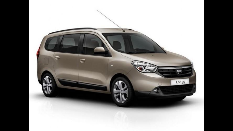 Renault registra nome da minivan Lodgy no Brasil