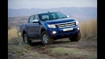 Ford Ranger 2012 chega ao Reino Unido custando o equivalente a R$ 43.500