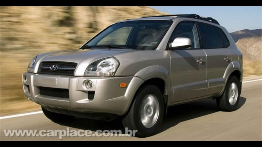 Hyundai Tucson 2011 feito no Brasil já está nas lojas, mas preço é o mesmo