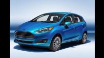 Novo Ford Fiesta equipado com motor 1.0 EcoBoost também estará em Los Angeles