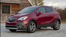 Buick Encore: irmão do Tracker faz sucesso e GM aumenta produção em 50%