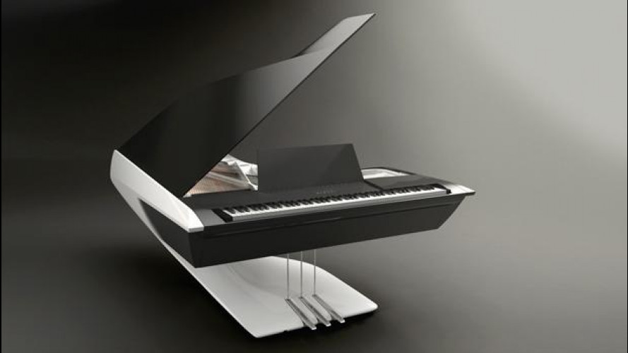 Pleyel by Peugeot Design Lab, il piano del futuro