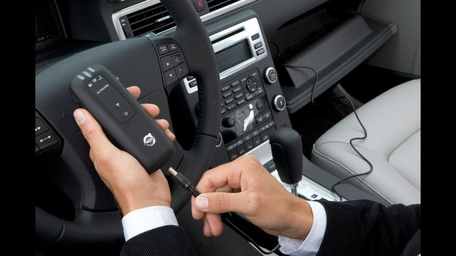 L'Alcoguard debutta su Volvo S80, V70 e XC70