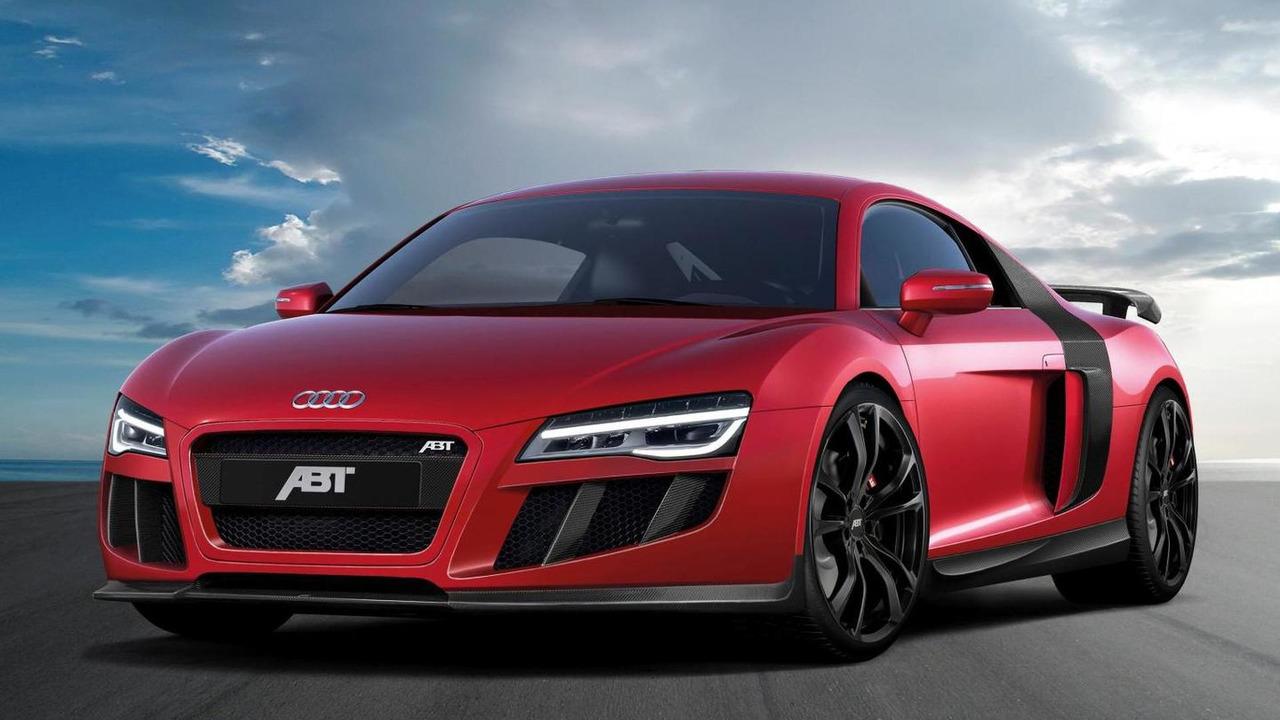 2014 Audi R8 V10 by ABT 16.05.2013