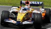 ING Renault F1 Team Formula 1 car