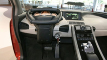 Nissan Presents Murano Based Concept with X-by-Wire Technology