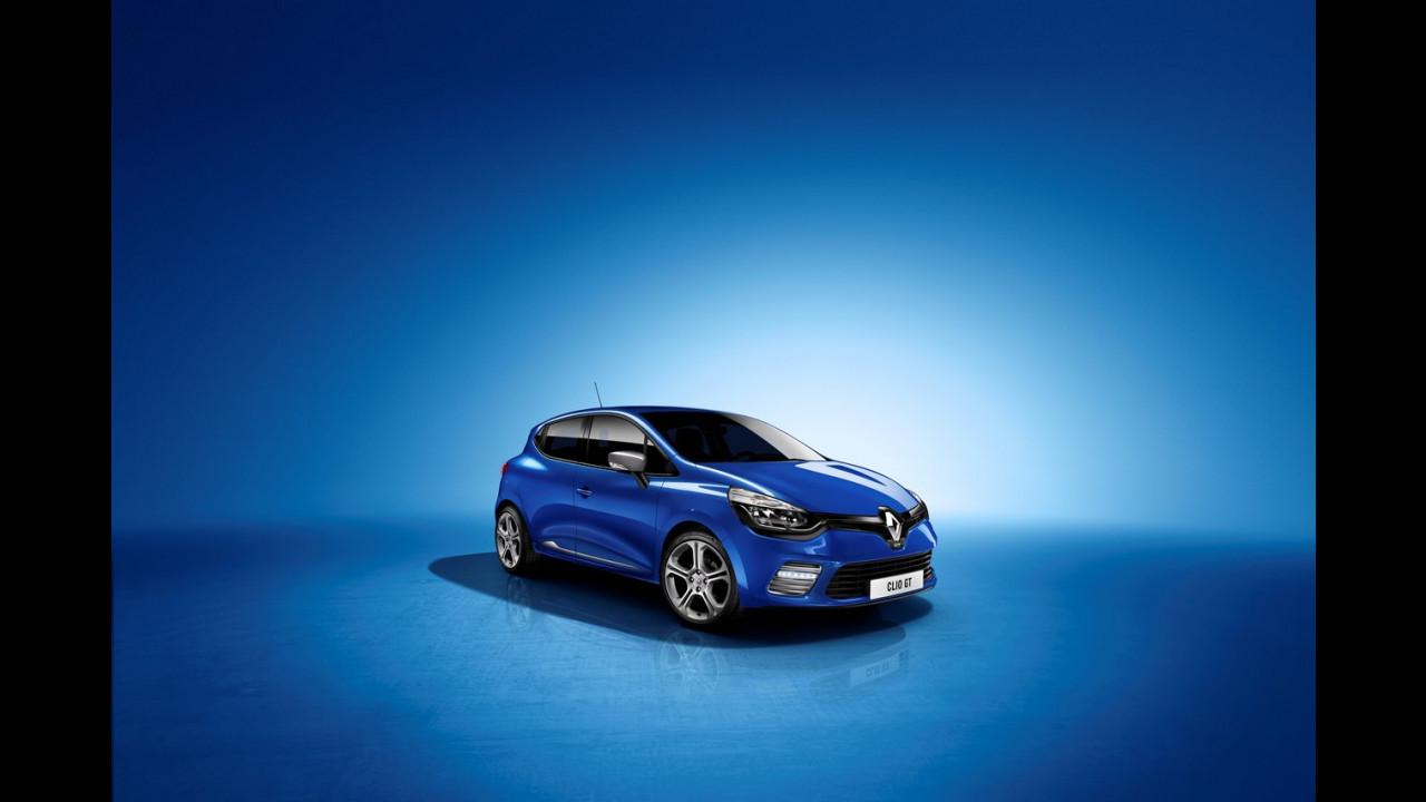 Renault Clio GT 120 EDC