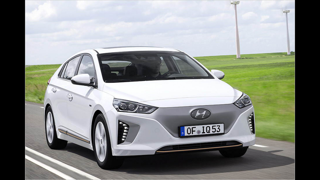 Women's World Car of the Year 2017: Hyundai Ioniq