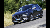Mazda CX-3 1.5 AWD Luxury Edition, Pro & Contro