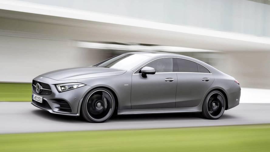 Mercedes-Benz CLS (2018)