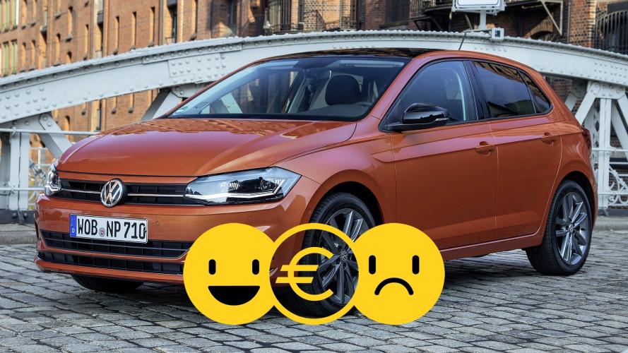 Promozione Volkswagen Polo, perché conviene e perché no