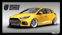 Ford Focus al SEMA 2017