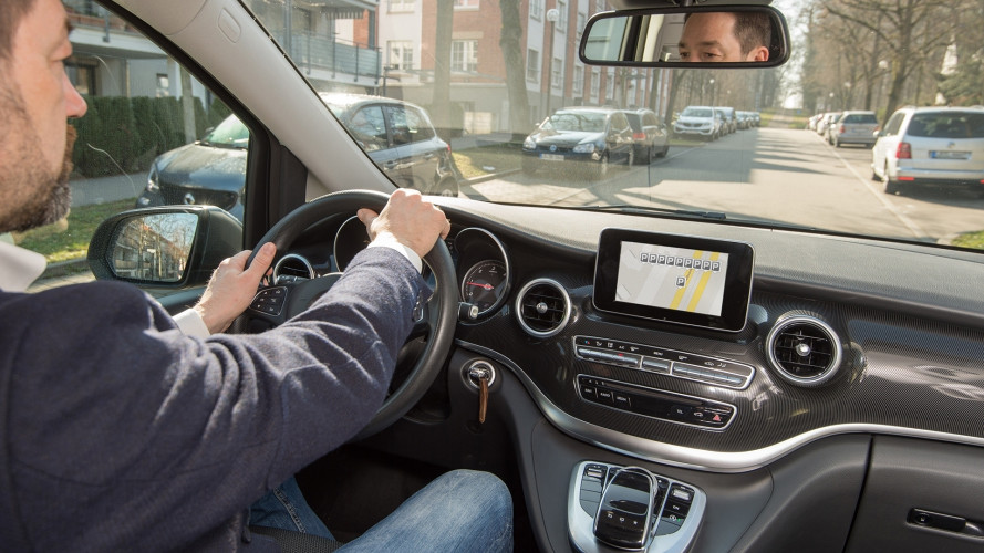 Bosch, al CES 2018 la tecnologia che segnala i parcheggi liberi