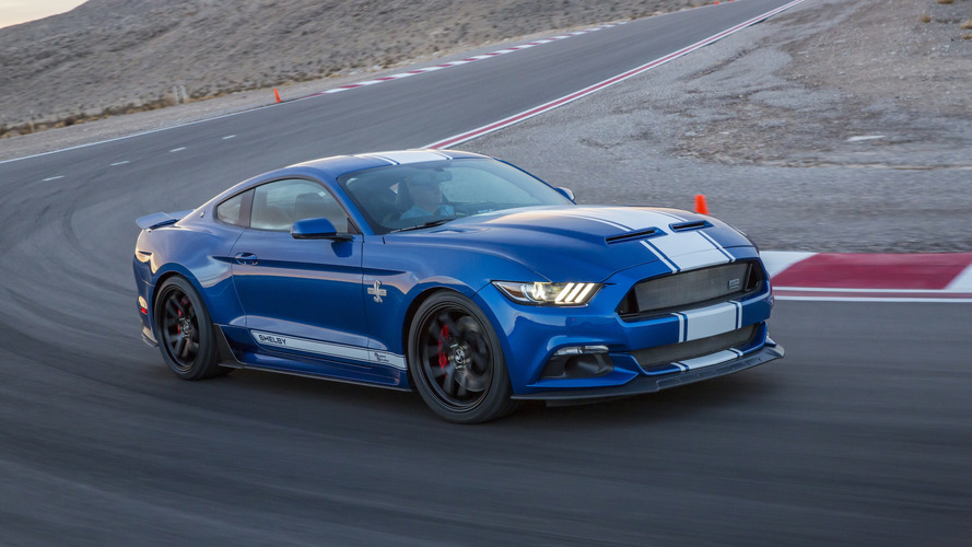 Shelby is celebrating 50 years with a new 750-hp Super Snake