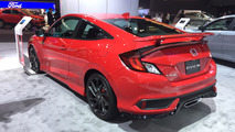 Honda Civic Si - Detroit