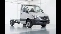 Sucesso de vendas, Mercedes Sprinter alcança 3 milhões de unidades produzidas
