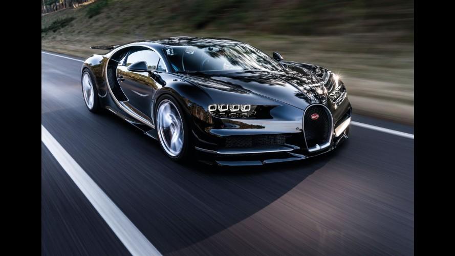 bugatti chiron de 1 521 cv  u00e9 mais poderoso carro de rua que o mundo j u00e1 viu