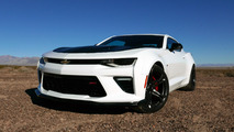 2017 Chevrolet Camaro 1LE: First Drive