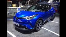 Paris: Toyota C-HR