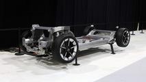 Faraday Future FF 91 prototipi denemesi