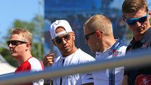 Hamilton pode acabar com carreira de Bottas
