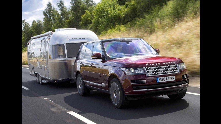 Land Rover vai mostrar inédito sistema de