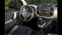 Mehr Platz im Peugeot