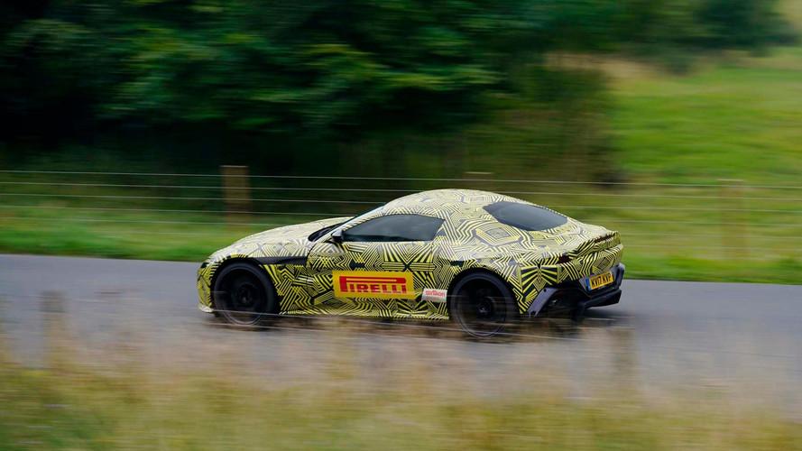 Aston Martin V8 Vantage 2019