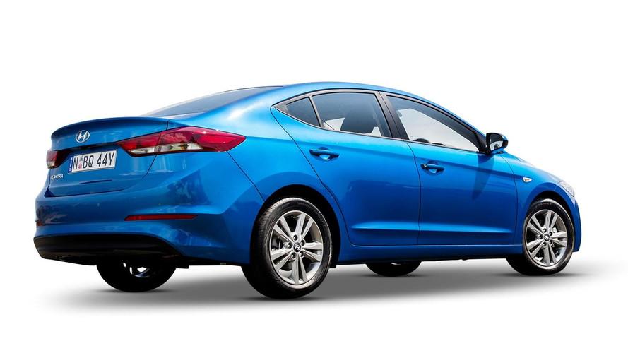 Hyundai Elantra'ya yeni bir donanım paketi eklendi