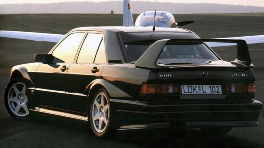 Les Mercedes de DTM version civile