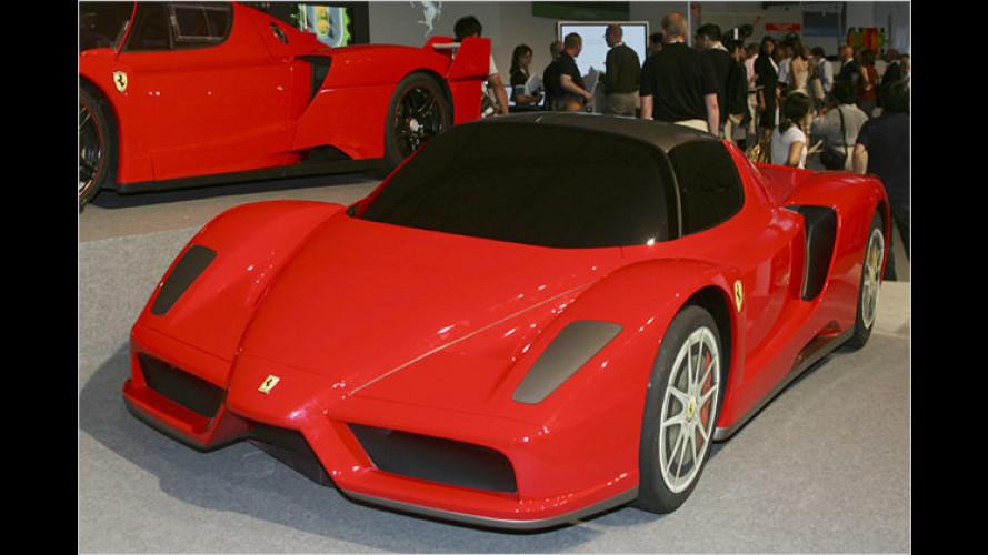 FXX Millechili: Ferrari präsentiert möglichen Enzo-Nachfolger