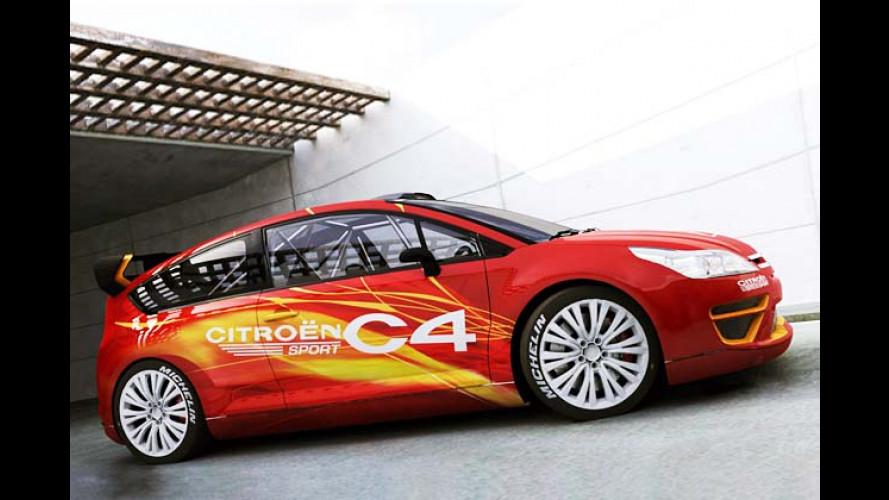Citroën C4 Sport: Vorbote einer neuen Generation in Genf