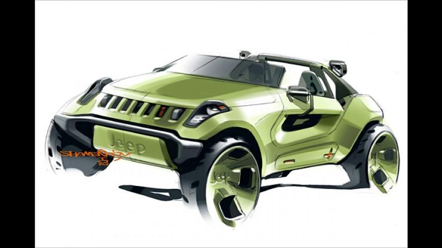 Chrysler: Ökologisches Trio für die Detroit Auto Show