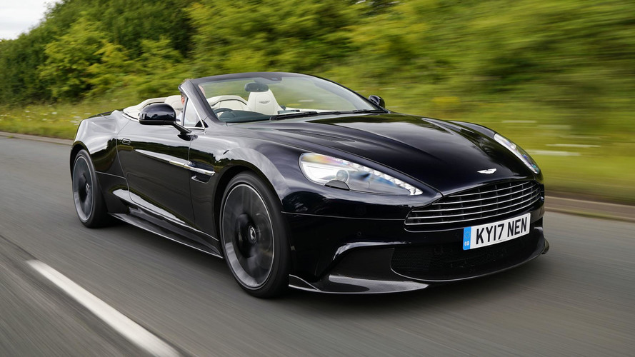 2018 Aston Martin Vanquish S Volante First Drive: The Final Encore