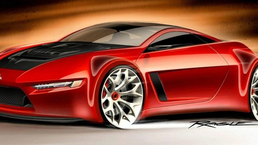 Mitsubishi Concept-RA Announced for Detroit