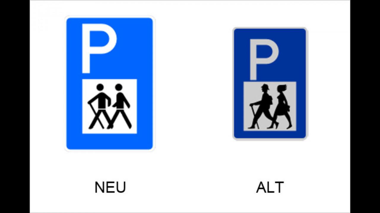 Wandererparkplatz