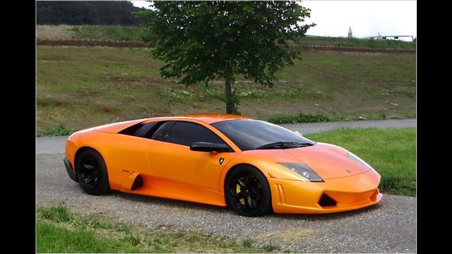 Frisch gemacht: Lamborghini Murciélago von DMC