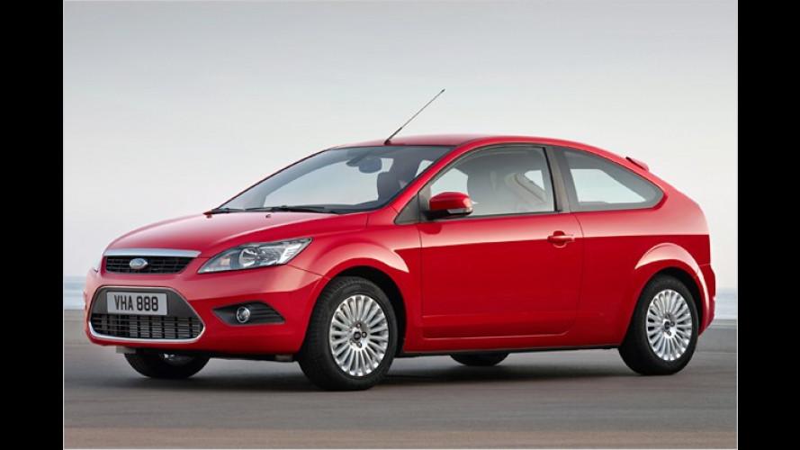Ford erhöht Preise bei verschiedenen Modellen