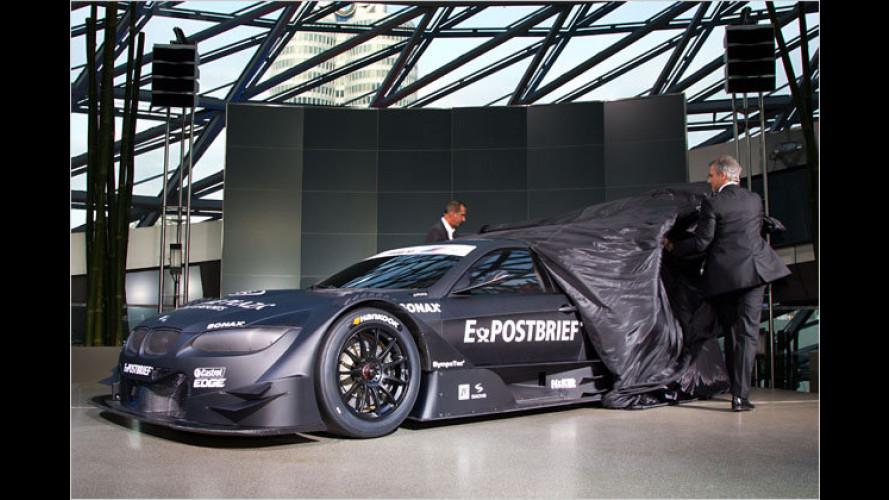 BMW M3 DTM Concept Car: Neuer Rennbolide aus Bayern