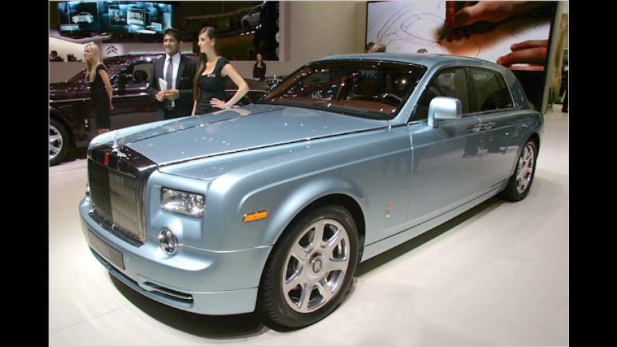 Premiere in Genf: Rolls-Royce mit Elektroantrieb