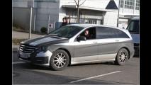 Erwischt: Mercedes R