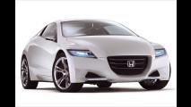 Neuer Hybrid-Honda