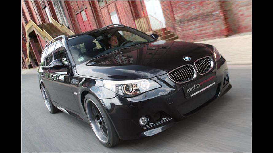 Dark Edition: BMW M5 Touring wird zur Luxus-Rakete