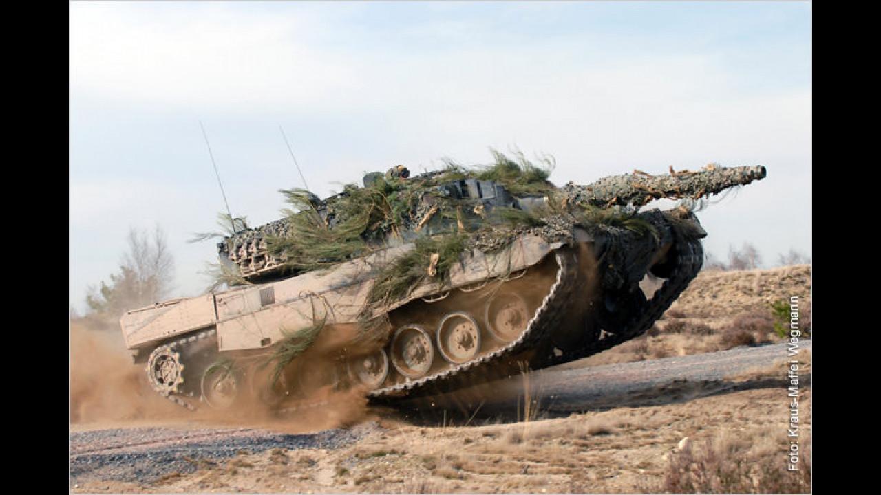 T-55/T-72-Kampfpanzer